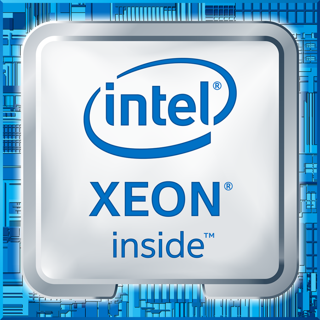 Intel Xeon CPU inside