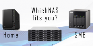 Number of NAS bays you need