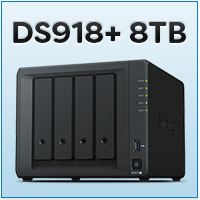 Synology DS918+ 9TB