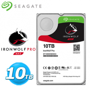 10 tb seagate ironwolf