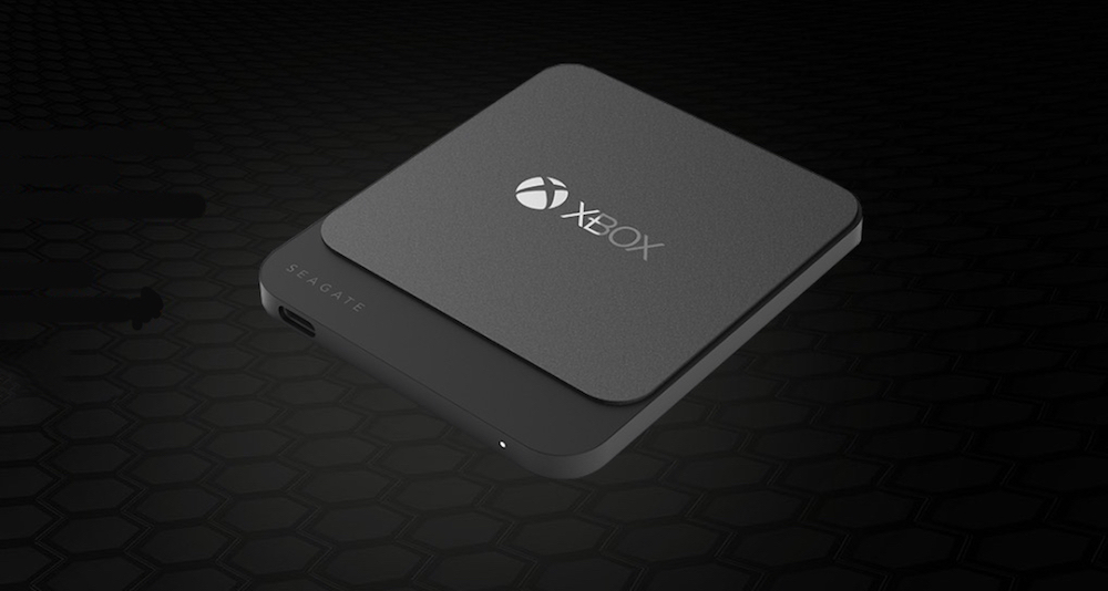 Seagate Game Drive for Xbox SSD 2TB