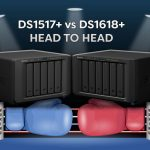 Synology DS1517+ vs DS1618+ Head to Head